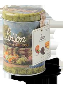 latta 120g biscotti monoporzione biscotti caffe - Loison