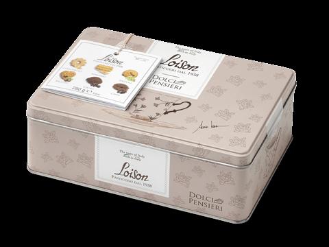 latta biscotti monoporzione biscotti caffe rosa - Loison