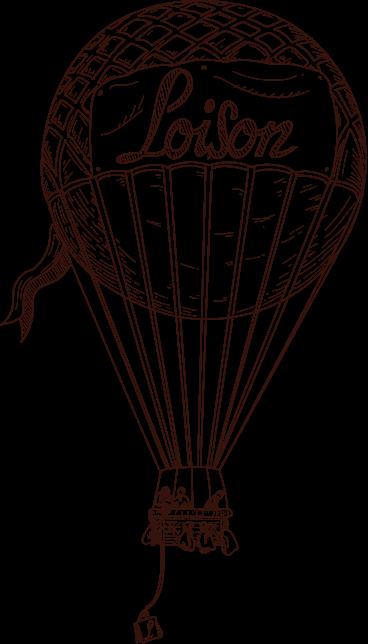 mongolfiera - Loison Biscotti