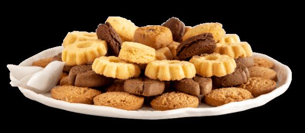 vassoio biscotti burro Loison