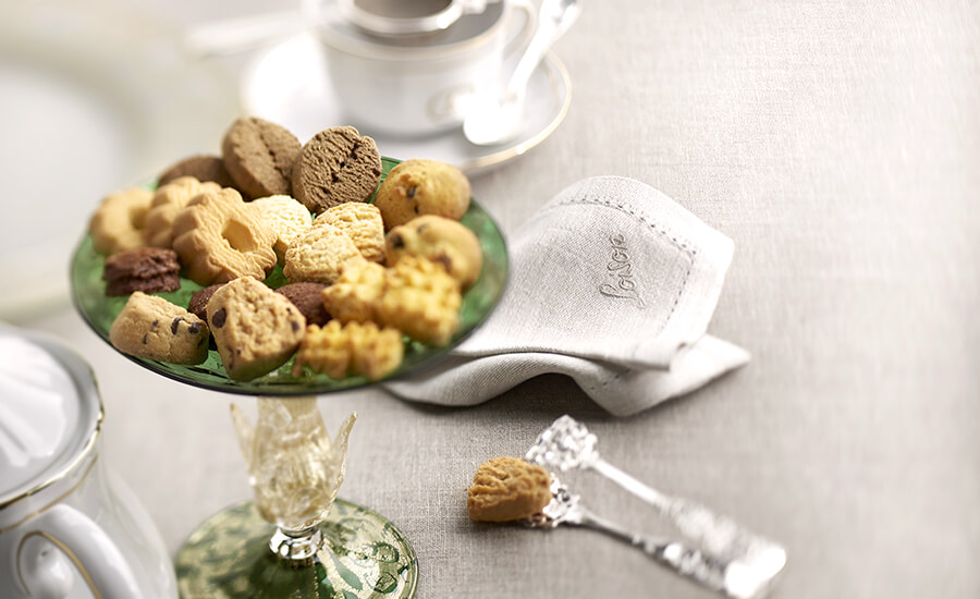 il piacere di una pausa gourmet - biscotti Loison
